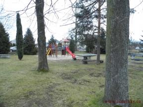 Dětské hřiště<br>