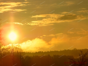 Východ slunce<br>
