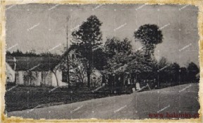Obchod p. Zimlera - 1925<br>
