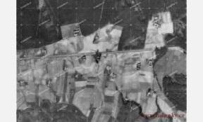 Ortofotomapa - 1952<br>