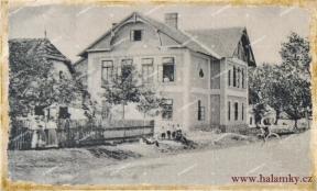 Škola - 1909<br>