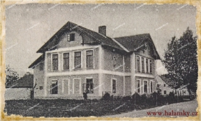 Škola - 1925<br>
